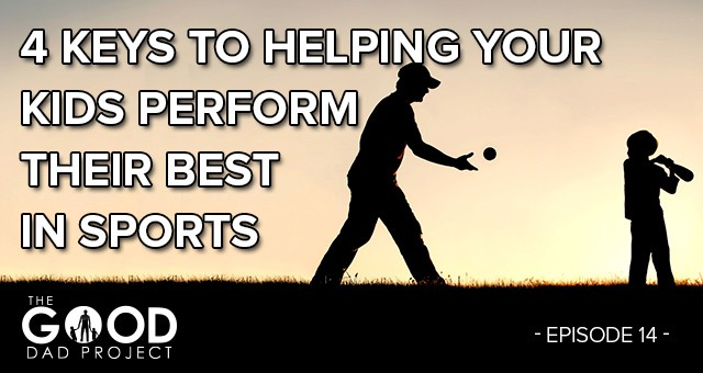4 Fundamental Strategies to Alleviate Sports Performance Anxiety – GDP014