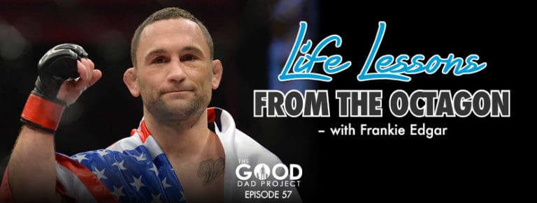 Frankie Edgar on Life Lessons from the Octagon