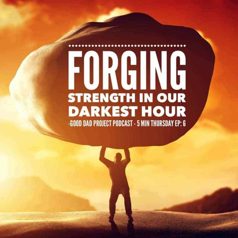 Forging Strength in Our Darkest Hour