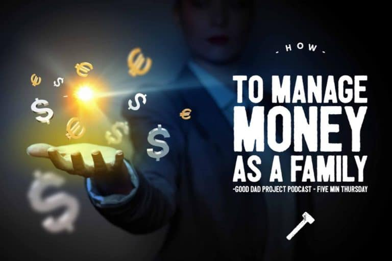 Money and Working Together as a Family