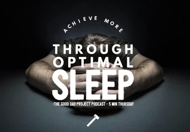 Achieve More Through Optimal Sleep