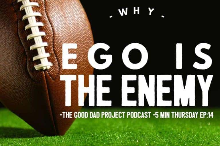 WHY EGO IS THE ENEMY
