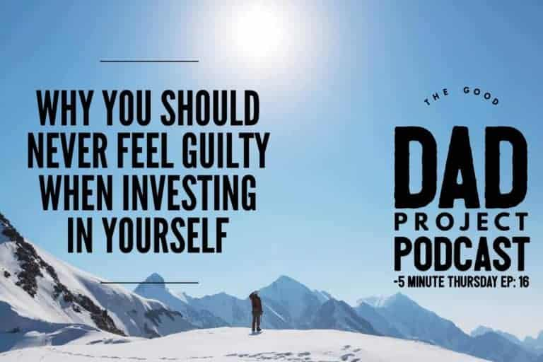 You should NEVER FEEL GUILT Investing in Yourself