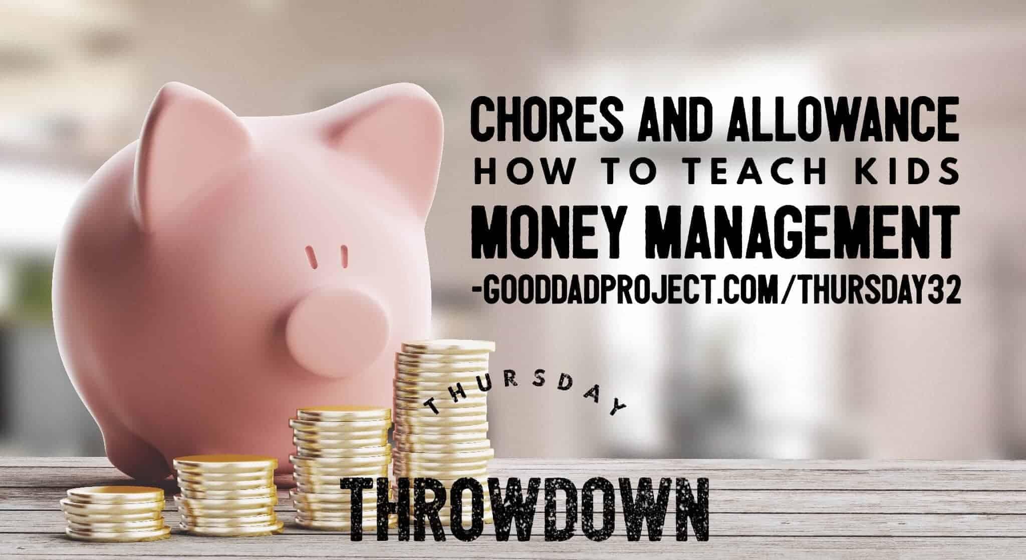 chores and allowance
