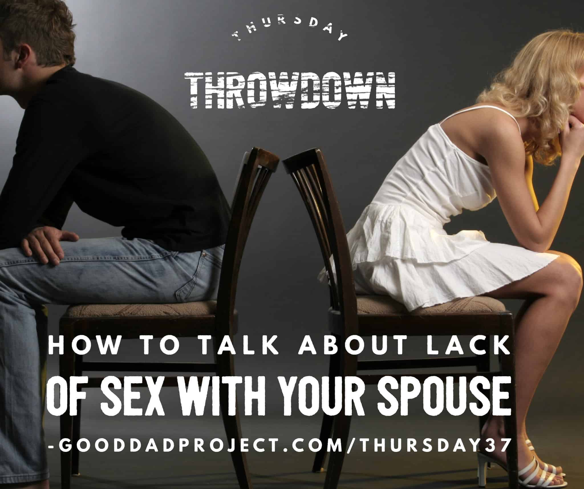 Talking About Sex In A Relationship