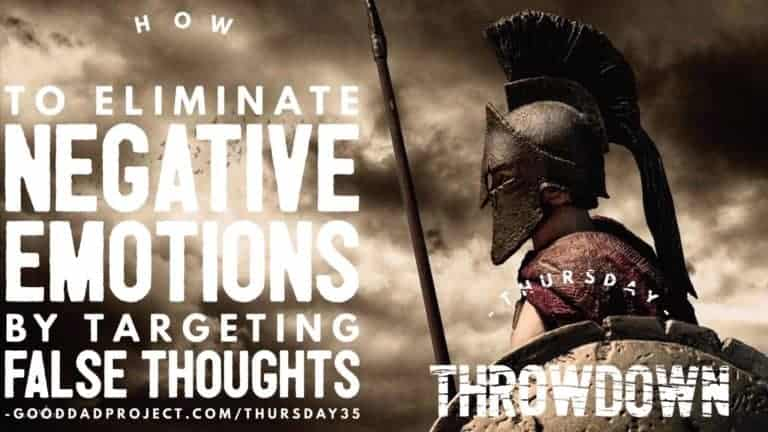 How to Eliminate Negative Emotions by Targeting False Thoughts