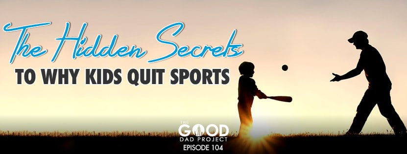 Why Kids Quit Sports