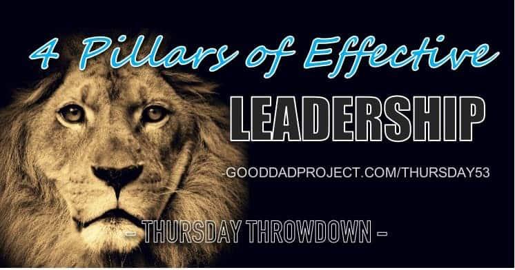 4 Pillars of Effective Leadership