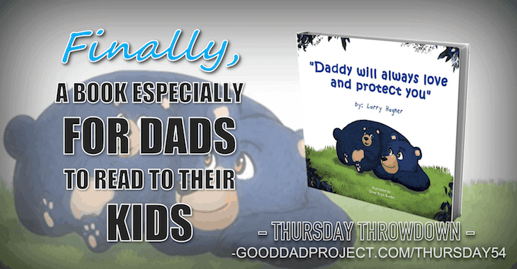 dads to read to their kids