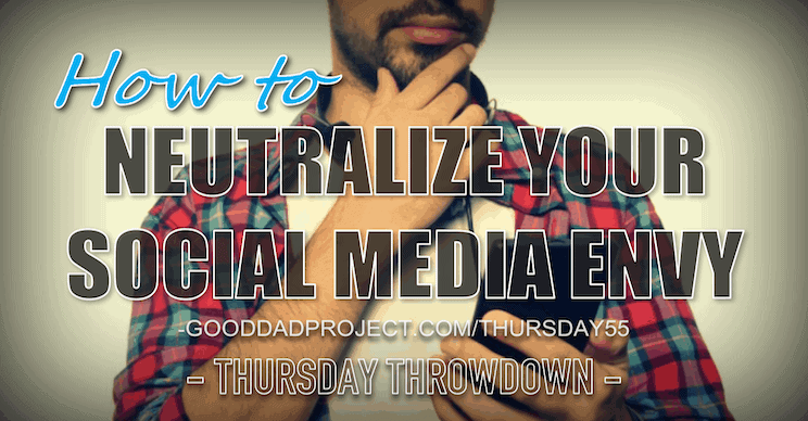 How to Neutralize Your Social Media Envy