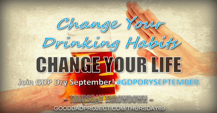 Change Your Drinking Habits, Change Your Life – Join GDP Dry September!