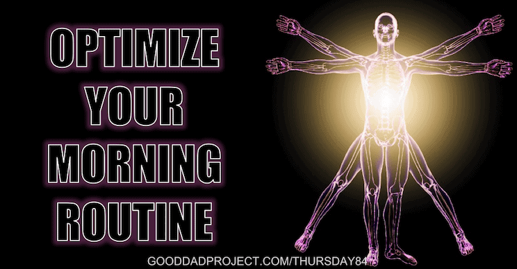 Drowning in Distraction? Optimize Your Morning Routine