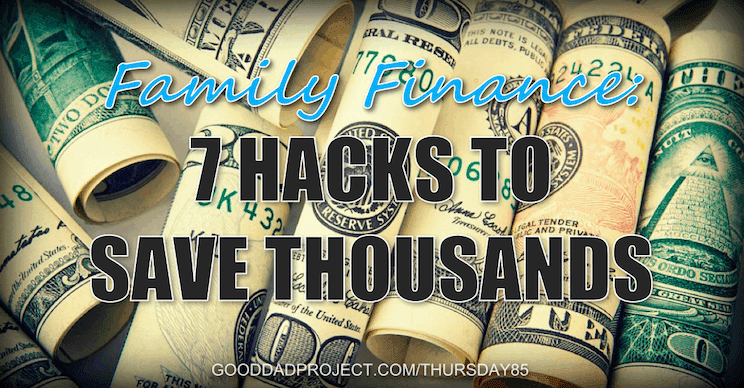 Family Finance: 7 Hacks to Save Thousands