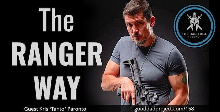 The Ranger Way with Kris 'Tanto' Paronto