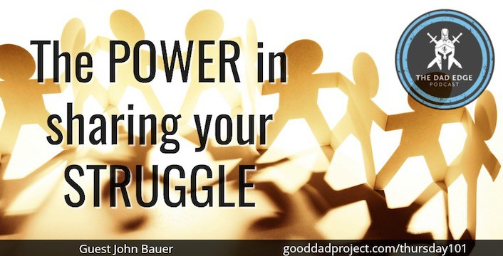 The Power in Sharing Your Struggle