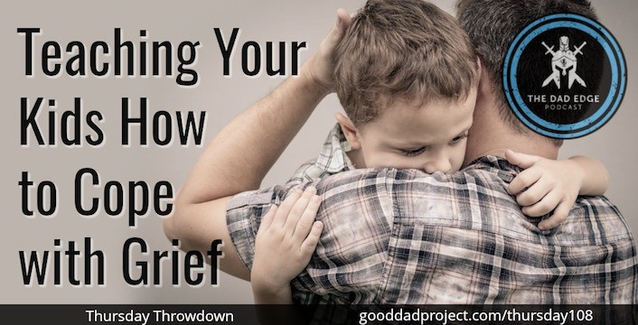Teaching Your Kids How to Cope with Grief