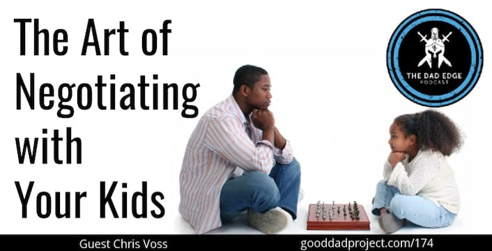 The Art of Negotiating with Your Kids with Chris Voss