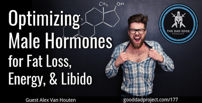 Optimizing Male Hormones for Fat Loss, Energy, and Libido with Alex Van Houten