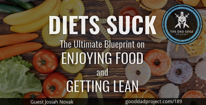 Diets Suck: The Ultimate Blueprint on Enjoying Food and Getting Lean with Josiah Novak