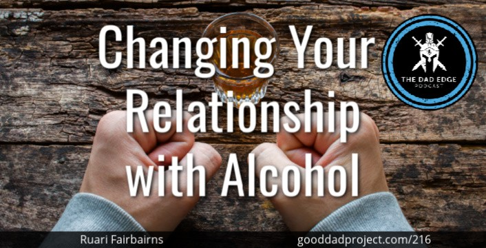 Changing Your Relationship with Alcohol with Ruari Fairbairns