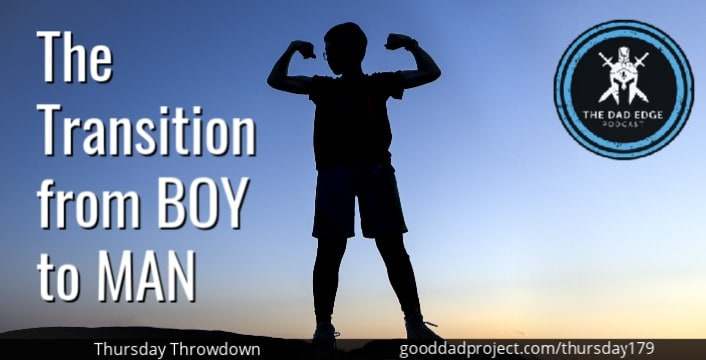 The Transition from Boy to Man