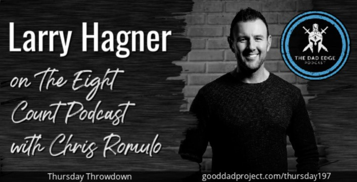 Larry Hagner on The Eight Count Podcast with Chris Romulo