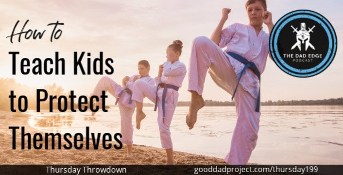 How to Teach Kids to Protect Themselves