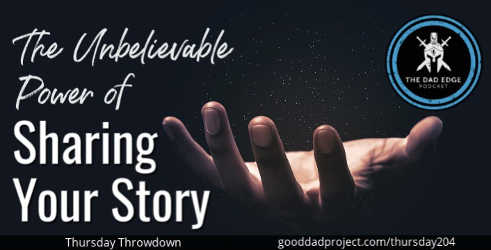 The Unbelievable Power of Sharing Your Story