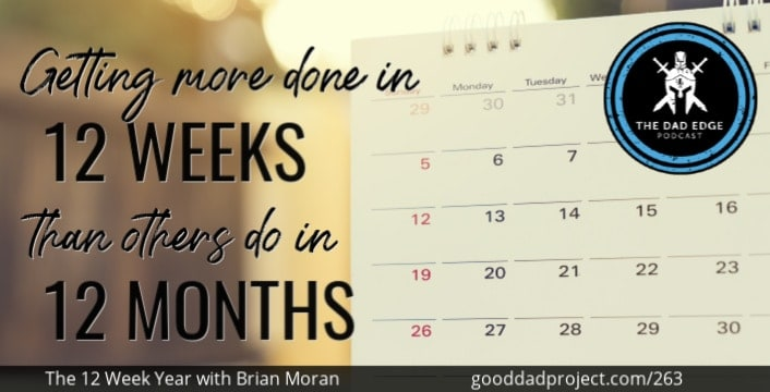 Getting More Done In 12 Weeks Than Others Do In 12 Months with Brian Moran