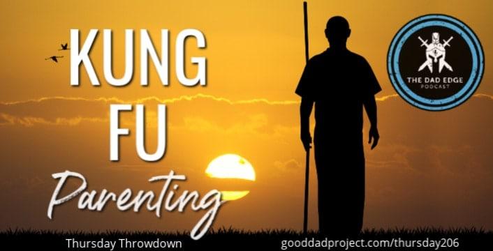 Kung Fu Parenting