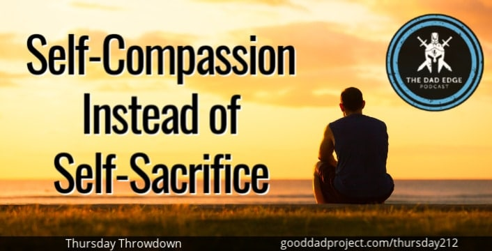Self-compassion instead of self-sacrifice