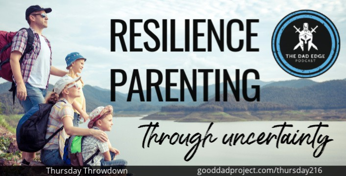 Resilience Parenting Through Uncertainty with Holly and Chris Santillo