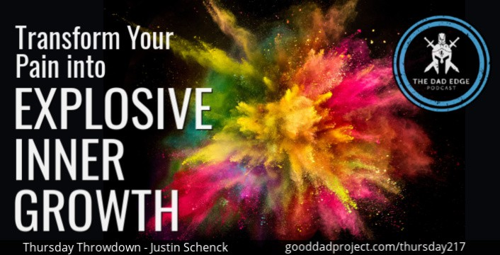 Transform Your Pain into Explosive Inner Growth