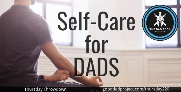 self care for dads