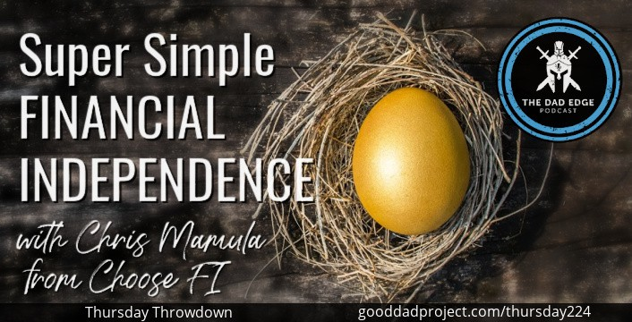 Super Simple Financial Independence with Chris Mamula from Choose FI
