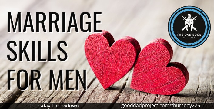 Marriage Skills for Men