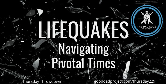Lifequakes: Navigating Pivotal Times with Bruce Feiler