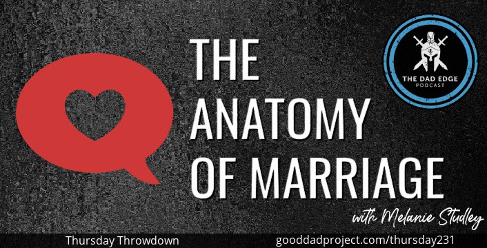 The Anatomy of Marriage Part 1: The Woman's Side