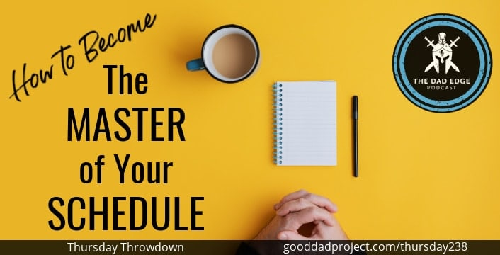 How to Become the Master of Your Schedule