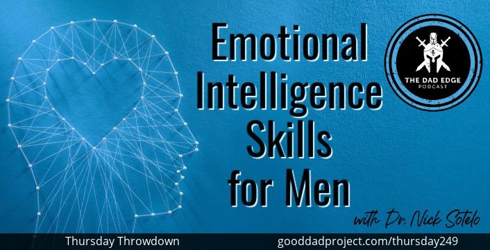 emotional intelligence skills for men