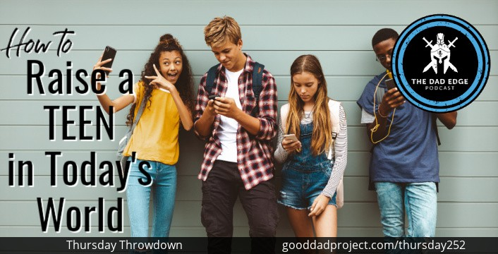 How to Raise a Teen in Today's World with Marc Fienberg