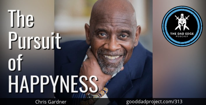 The Pursuit of Happyness with Chris Gardner