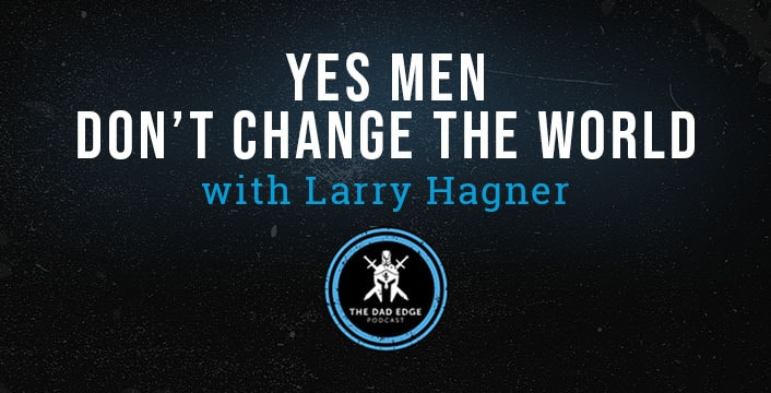 Yes Men Don't Change the World with Larry Hagner